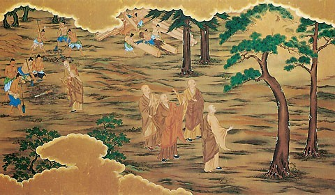 The Founding of Koyasan (3)